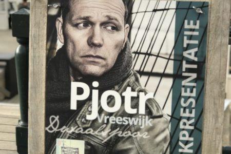 Boekpresentatie Pjotr Vreeswijk