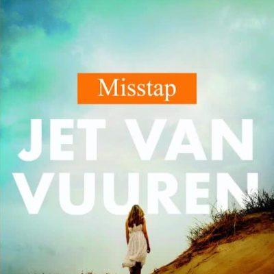 Winactie: Misstap – Jet van Vuuren (2x) GESLOTEN