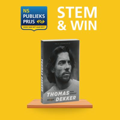 Thomas Dekker – Mijn Gevecht – Thijs Zonneveld