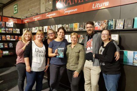 Boekenbeurs Antwerpen 2017