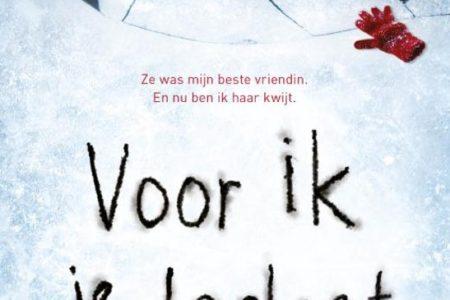 Voor ik je loslaat – Marieke Nijkamp (blogtour)