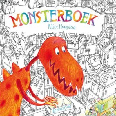 Monsterboek – Alice Hoogstad