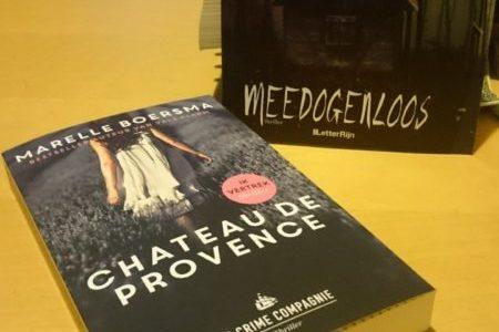 Boekpresentatie Chateau de Provence & Meedogenloos