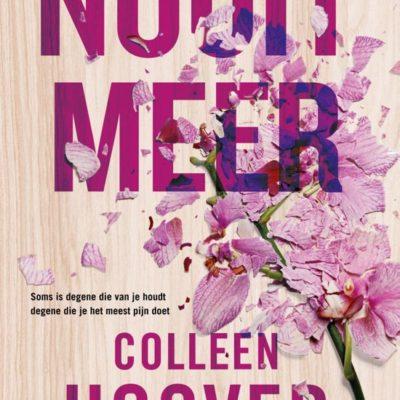 Nooit meer – Colleen Hoover