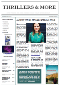 Thrillers & More Magazine – editie 3