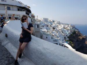 Interview: Samantha Stroombergen