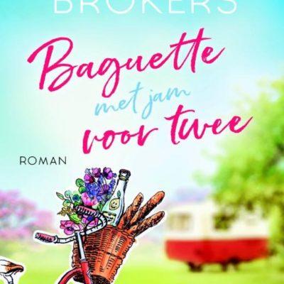 Baguette met jam voor twee – Wendy Brokers