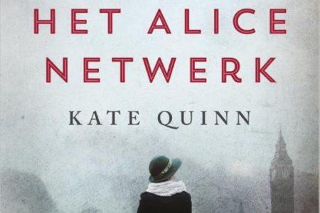 Het Alice netwerk – Kate Quinn