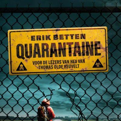 Quarantaine – Erik Betten