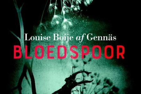 Winactie: Bloedspoor – Louise Boije Af Gennäs GESLOTEN