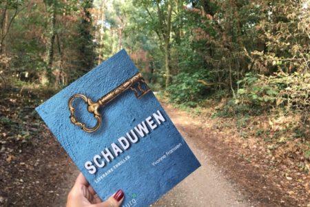 Boekpresentatie Schaduwen van Yvonne Franssen