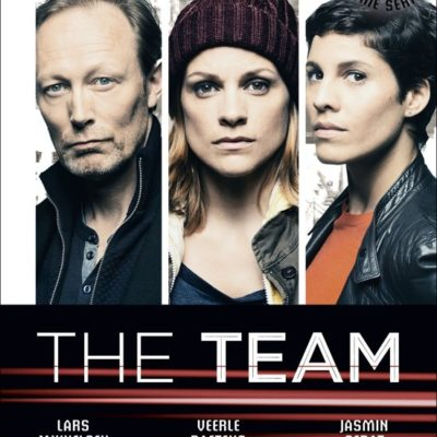 TV-serie: The Team – Lumière Crime Series
