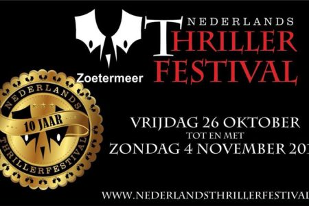 Nederlands Thrillerfestival Zoetermeer