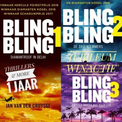 Winactie: Bling Bling-serie – Jan van der Cruysse GESLOTEN