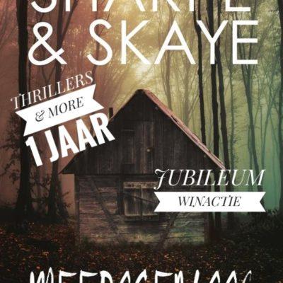 Winactie: Meedogenloos – Sharpe & Skaye GESLOTEN