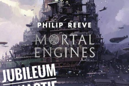 Winactie: Mortal Engines – Philip Reeve GESLOTEN