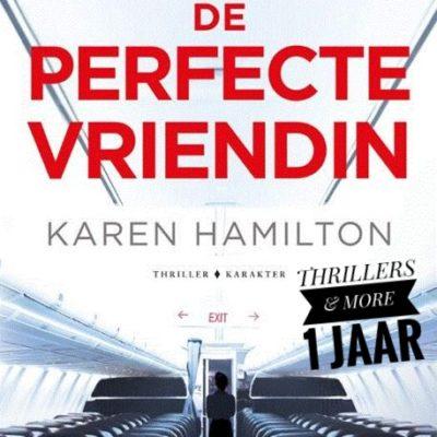 Winactie: De perfecte vriendin – Karen Hamilton GESLOTEN