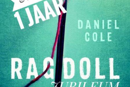 Winactie: gesigneerde Ragdoll – Daniel Cole – GESLOTEN
