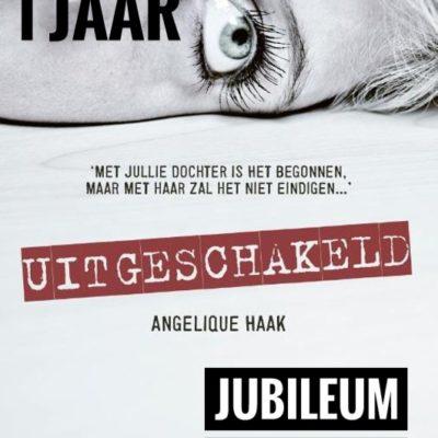 Winactie: Uitgeschakeld – Angelique Haak GESLOTEN
