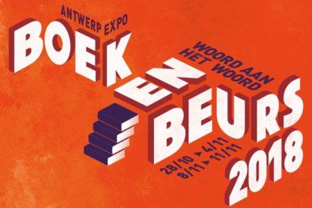 Boekenbeurs Antwerpen 2018