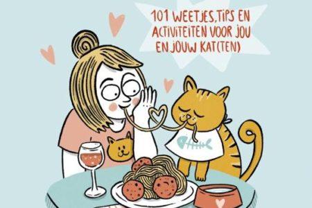 Crazy Cat Lady-boek – Elke van Huffel
