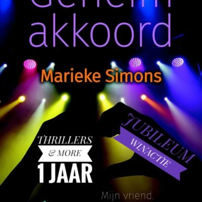 Winactie: Geheim akkoord – Marieke Simons GESLOTEN