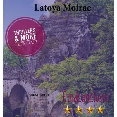 Leesclubverslag Indigo – Latoya Moirae