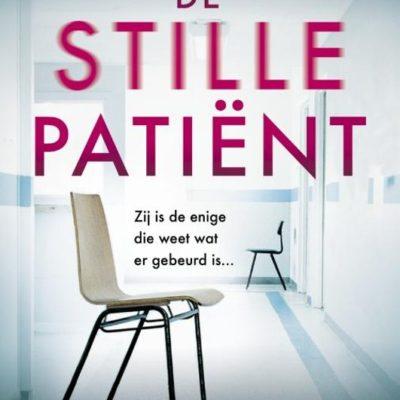 Winactie: De stille patiënt – Alex Michaelides