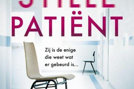 Winactie: De stille patiënt – Alex Michaelides GESLOTEN