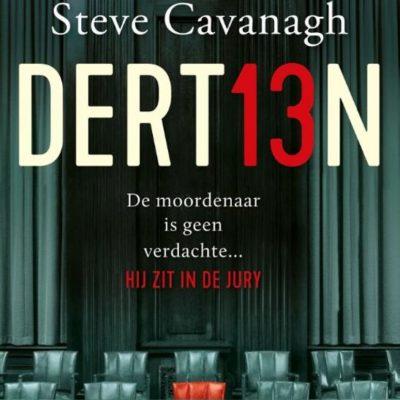 Winactie: Dert13n – Steve Cavanagh GESLOTEN