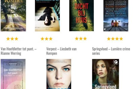 Thrillers and More weekoverzicht 04-2019