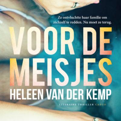 Auteur van de maand: Voor de meisjes – Heleen van der Kemp