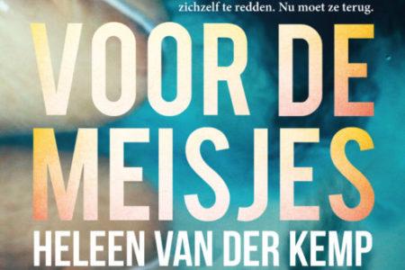 Auteur van de maand: Heleen van der Kemp