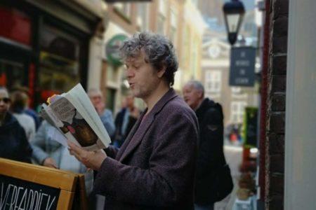 Tussen feit en fictie, wandelen met Jeroen Windmeijer