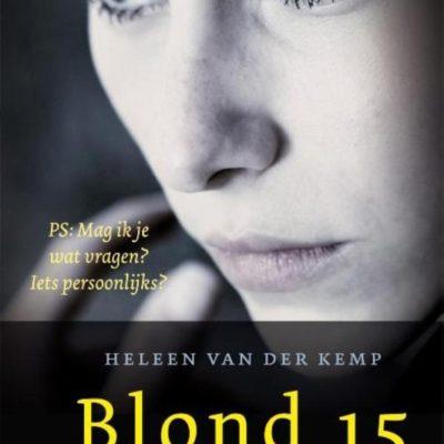 Blond 15 – Heleen van der Kemp