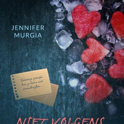 Niet volgens het script – Jennifer Murgia (blogtour)