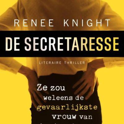 Winactie: De secretaresse – Renee Knight GESLOTEN
