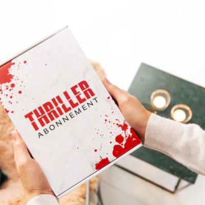 Win een thrillerabonnement! GESLOTEN