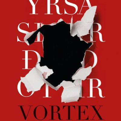 Nieuw: Vortex – Yrsa Sigurdardóttir