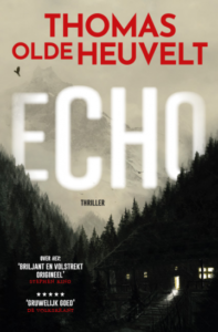 Winactie: Echo – Thomas Olde Heuvelt GESLOTEN