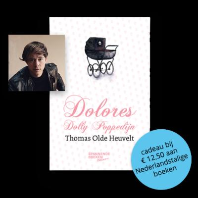 Winactie: Dolores Dolly Poppedijn – Thomas Olde Heuvelt – Gesigneerd -GESLOTEN