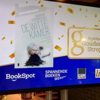 Winnaars BookSpot Gouden Strop en Schaduwprijs 2019