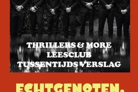 T&M Leesclub Echtgenoten, echte mannen: tussentijds verslag