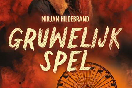 YA winactie: Gruwelijk spel – Mirjam Hildebrand GESLOTEN