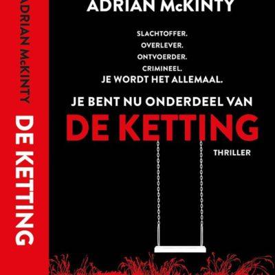 Winactie: De ketting – Adrian McKinty GESLOTEN