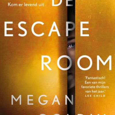De escaperoom – Megan Goldin