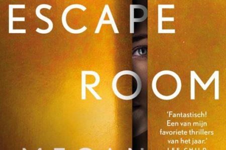 De escaperoom – Megan Goldin