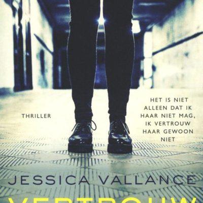 Vertrouw mij – Jessica Vallance