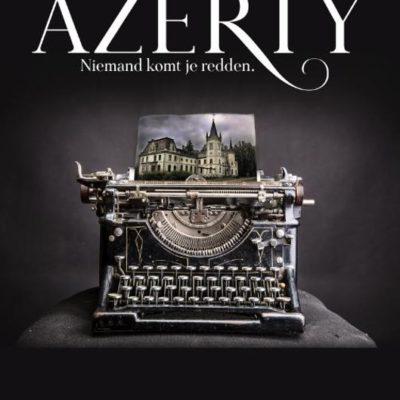 Winactie: Azerty- Sandra J. Paul GESLOTEN
