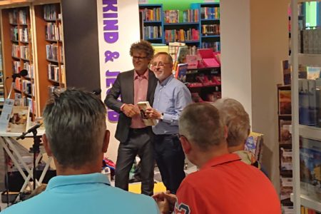 Boekpresentatie: De offers – Jeroen Windmeijer